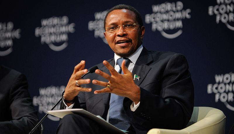 President Jakaya Mrisho Kikwete