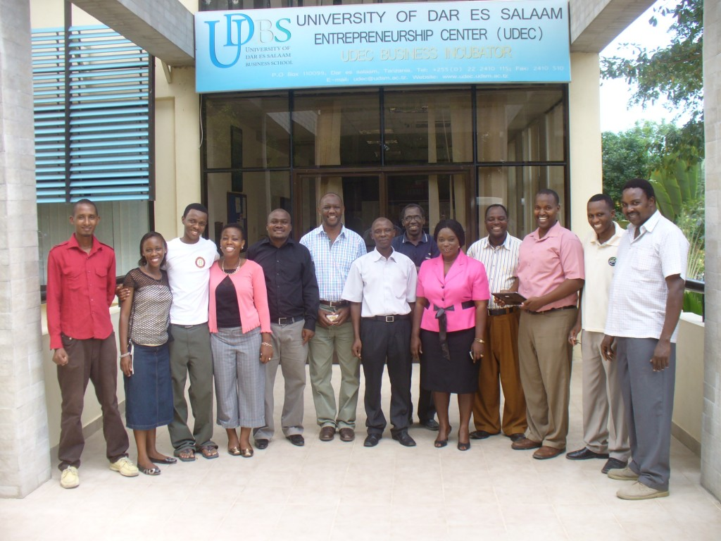 UDBS Entrepreneurship Students, Class of 2010