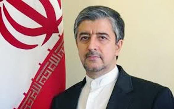 Iranian Ambassador to Tanzania H.E. Mehdi Agha Jafari