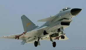 Chinese J 10 Combat Plane