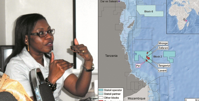 Statoil Tanzania Head of Communications, Genevieve Kasanga: We Have Discovered More Gas