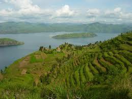 Lake Albert environment on the Congo DRC side
