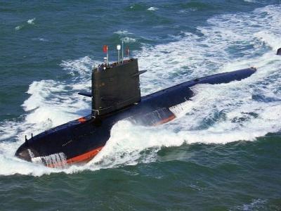 Chines submarine