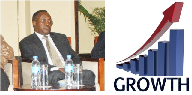 Bank of Tanzania Director of Research and Economic Policy, Dr. Joseph Masawe
