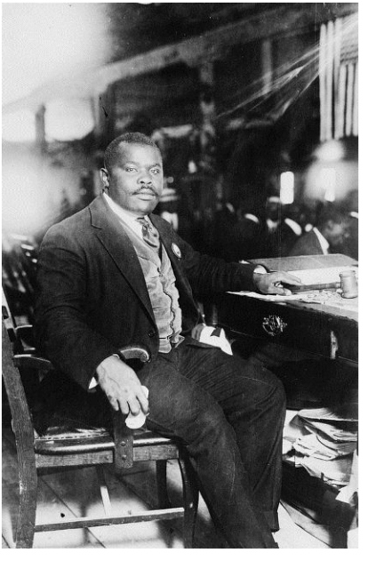 """Marcus Mosiah Garvey, Jr., ONH (17 August 1887 – 10 June 1940), a Jamaican political leader, publisher, journalist, entrepreneur, and orator who was a staunch proponent of the Black Nationalism and Pan-Africanism movements, to which end he founded the Universal Negro Improvement Association and African Communities League (UNIA-ACL). He founded the Black Star Line, which promoted the return of the African diaspora to their ancestral lands. Prior to the 20th century, leaders such as Prince Hall, Martin Delany, Edward Wilmot Blyden, and Henry Highland Garnet advocated the involvement of the African diaspora in African affairs. Garvey was unique in advancing a Pan-African philosophy to inspire a global mass movement and economic empowerment focusing on Africa known as Garveyism. Promoted by the UNIA as a movement of African Redemption, Garveyism would eventually inspire others, ranging from the Nation of Islam to the Rastafari movement (some sects of which proclaim Garvey as a prophet). Garveyism intended persons of African ancestry in the diaspora to """"redeem"""" the nations of Africa and for the European colonial powers to leave the continent. His essential ideas about Africa were stated in an editorial in the Negro World entitled """"African Fundamentalism"""", where he wrote: """"Our union must know no clime, boundary, or nationality… to let us hold together under all climes and in every country…"""
