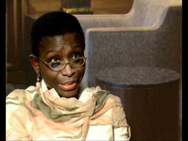 IMF Director for the African Department Ms Antoinette Sayeh