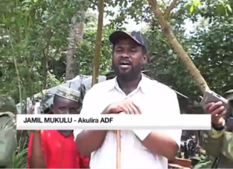 Jamil Mukulu New
