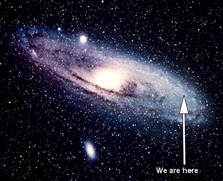 Milky Way Galaxy Leader pix