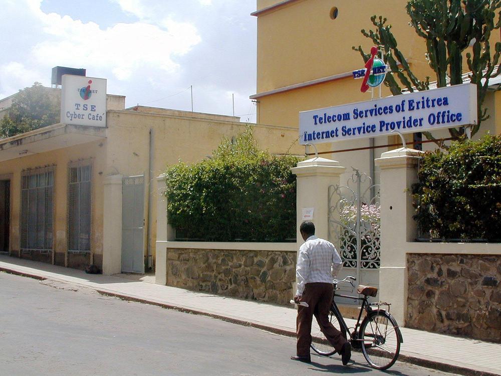 Internet Service Provider in Eritrea, Africa's most Censored nation