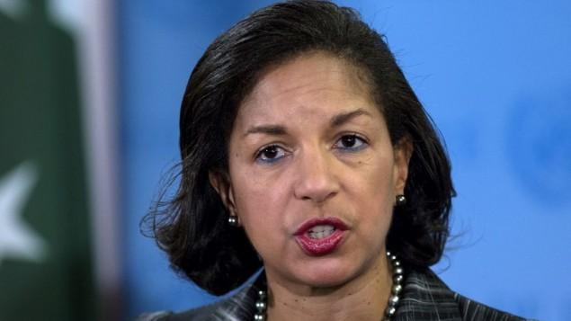 US National Security Advisor Susan Rice (AP/Craig Ruttle/File)