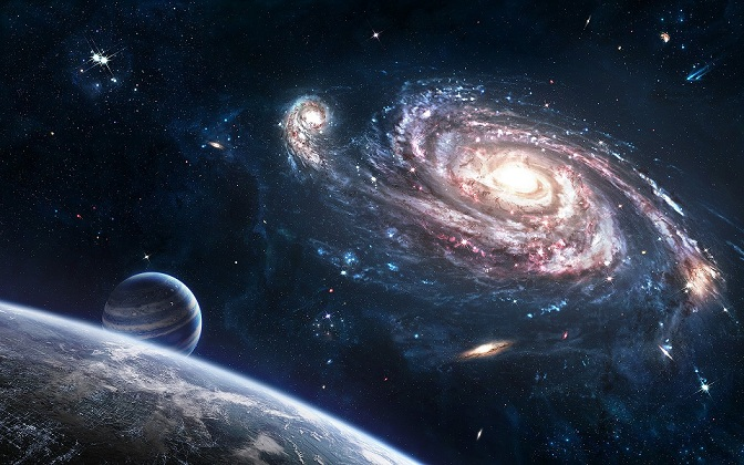 In the 1990s, the physics community was shocked when astronomical measurements showed that the universe is expanding at an ever-accelerating rate
