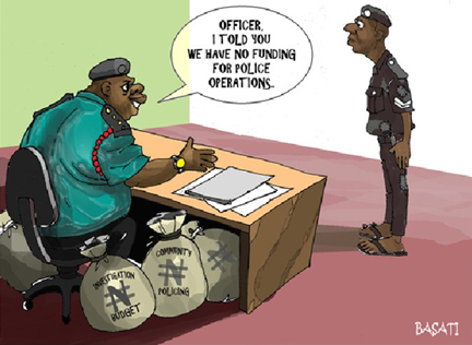 Corruption-cartoon-of-a-police-boss-by-Basati-via-Somalilandsun