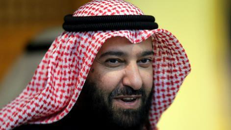 Kuwait Oil Minister Ali al-Omair .