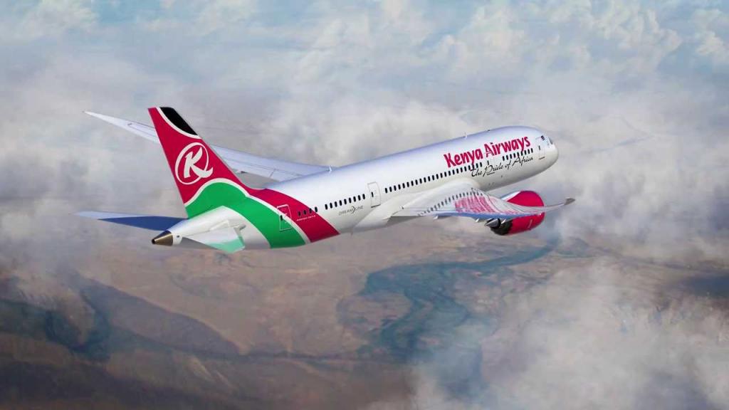 Kenya Airways Photo