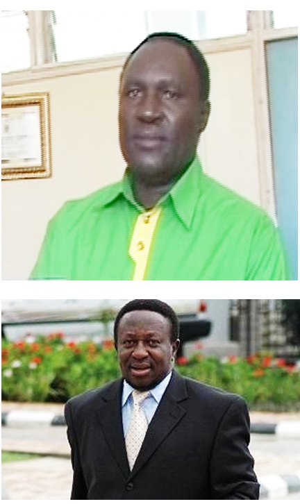 From Top: Declared winner of parliamentary seat for Rungwe Constituency, the hotelier businenessman Sauli Amon, and the declared winner of parliamentary seat for Kyela constituency, Dr. Harrison Mwakyembe