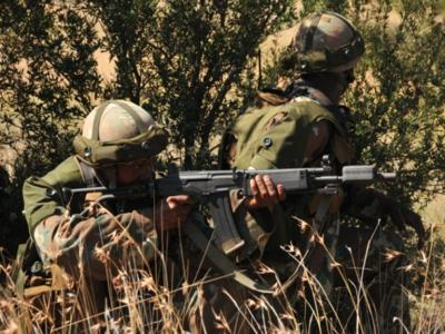 South African troops in military exercise (illustrative internet photo)