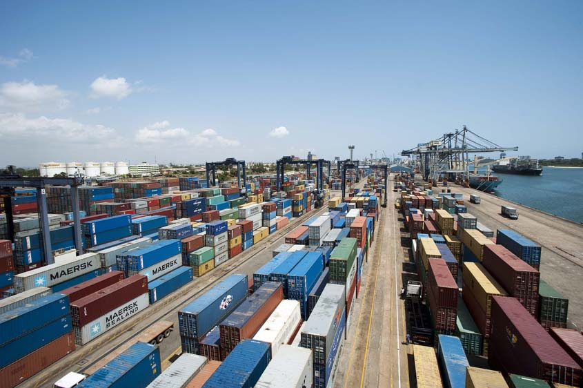 Dar es Salaam Port (Internet Photo)