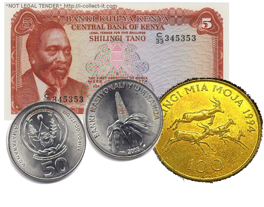 New East African Currencies