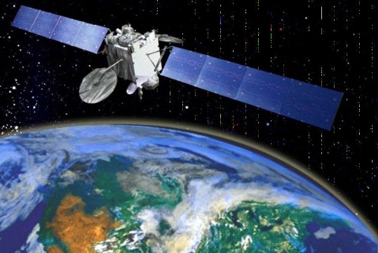 Al Yah 3 Satellite, Artist Impression. (Internet Photo)