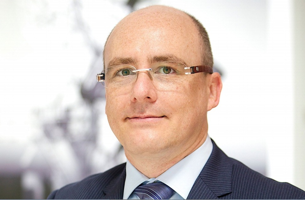 David Murphy, Yahsat's Chief Commercial Officer