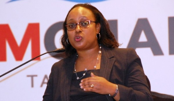 Jacqueline Woiso, Bank M Senior Vice President and Chief Executive Officer Designate