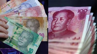 Rand vs Yuan