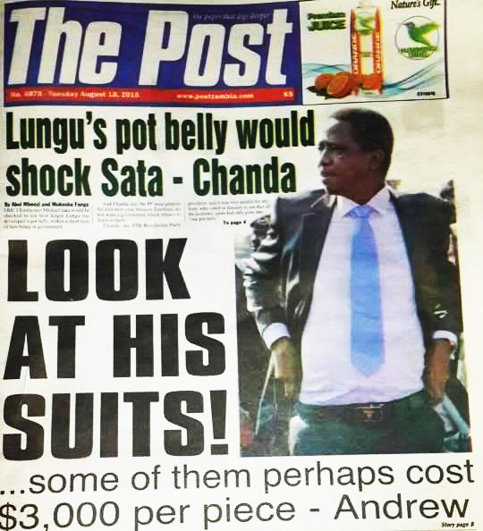 The Post of Zambia