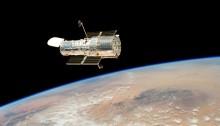 Hubble Space Telescope (Internet Photo)