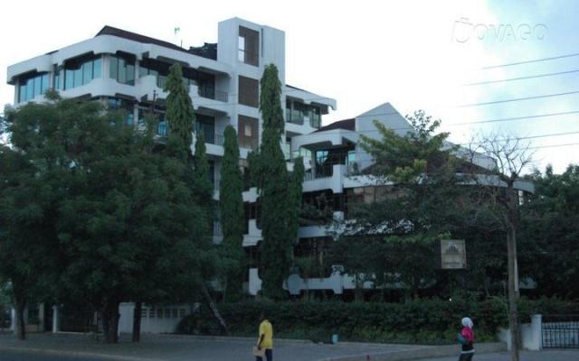 Ubungo LandMark Hotel in Dar es Salaam: Hotel business unprofitable.
