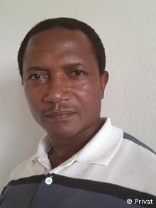 Gabriel Mbogoni, senior geologist at the Geological Survey of Tanzania