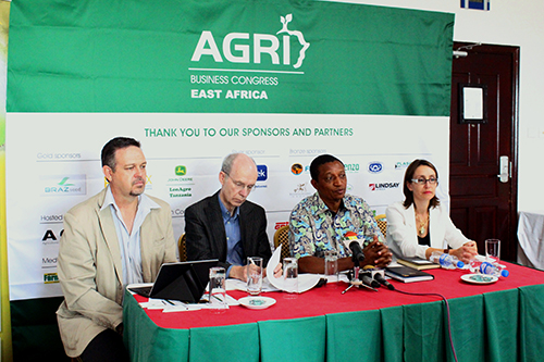 Agribusiness-officials