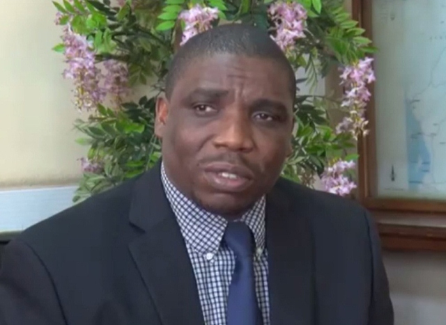 Permanent Secretary in the Tanzania Ministry of Finance and Planning, Mr Doto James