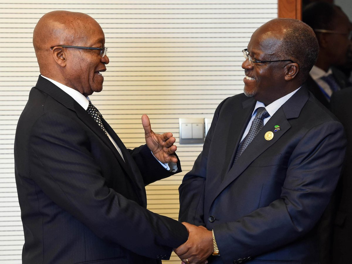 Tanzania And South Africa To Expand Trade And Investment Tz